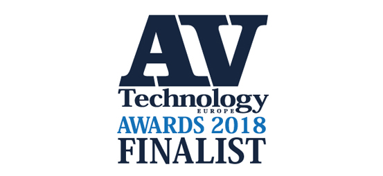 AV Technology Awards 2018